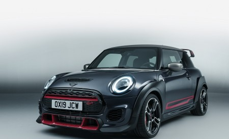 2020 MINI John Cooper Works GP Front Three-Quarter Wallpapers 450x275 (39)
