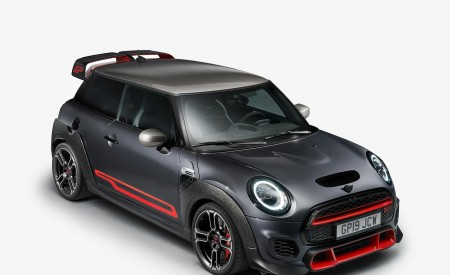 2020 MINI John Cooper Works GP Front Three-Quarter Wallpapers 450x275 (41)