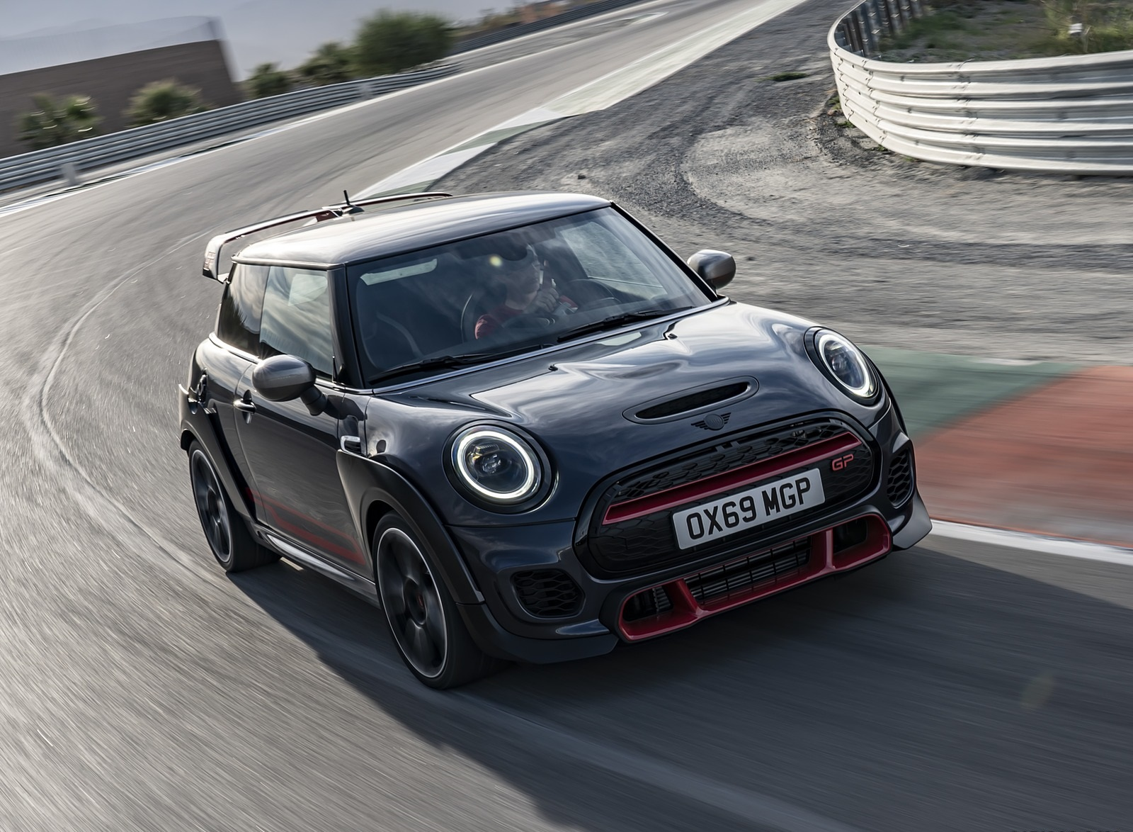 2020 MINI John Cooper Works GP Front Three-Quarter Wallpapers (6)