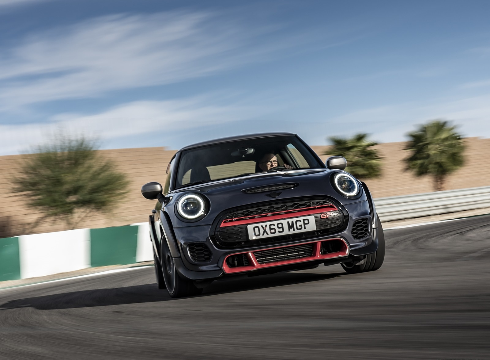 2020 MINI John Cooper Works GP Front Wallpapers (7)