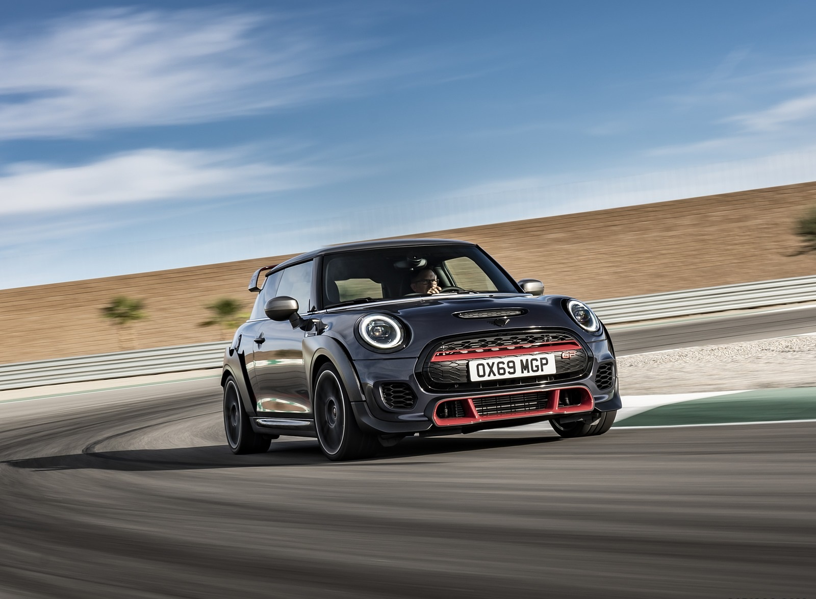 2020 MINI John Cooper Works GP Front Wallpapers (8)