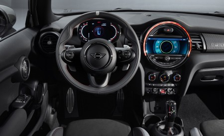2020 MINI John Cooper Works GP Interior Cockpit Wallpapers 450x275 (34)