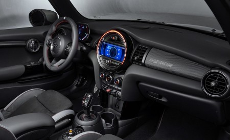 2020 MINI John Cooper Works GP Interior Wallpapers 450x275 (35)