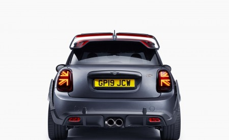 2020 MINI John Cooper Works GP Rear Wallpapers 450x275 (44)