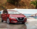 2020 Nissan Sentra Front Three-Quarter Wallpapers 150x120 (7)