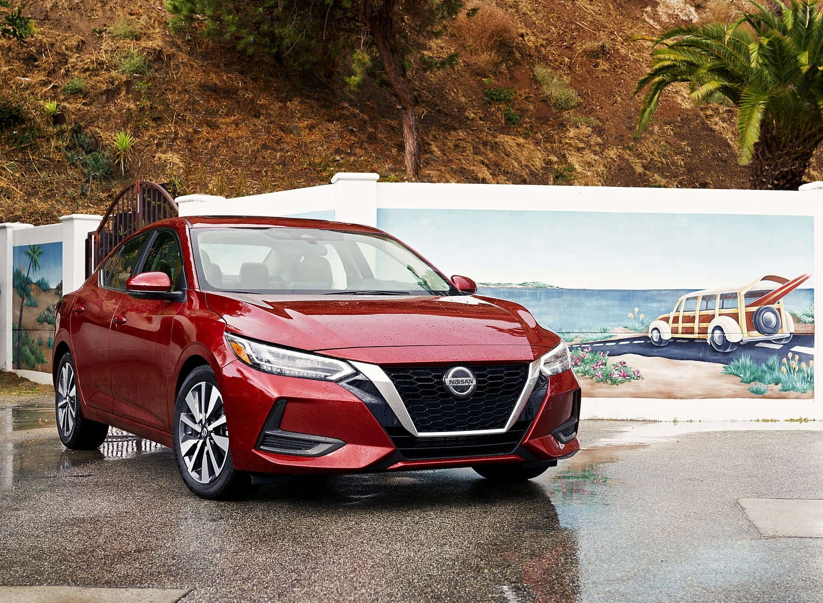 2020 Nissan Sentra Front Three-Quarter Wallpapers (7)