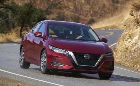 2020 Nissan Sentra Wallpapers & HD Images