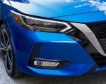 2020 Nissan Sentra Headlight Wallpapers 150x120 (50)