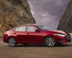2020 Nissan Sentra Side Wallpapers 150x120 (14)