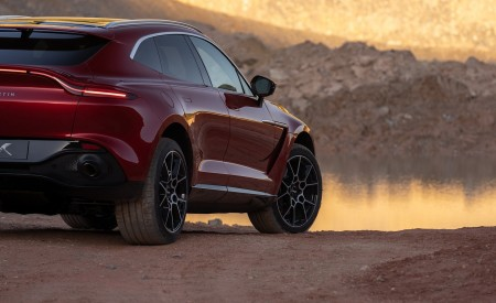 2021 Aston Martin DBX Detail Wallpapers 450x275 (26)
