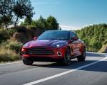 2021 Aston Martin DBX Front Three-Quarter Wallpapers 150x120 (3)