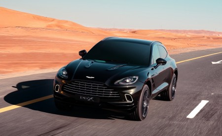 2021 Aston Martin DBX Wallpapers HD