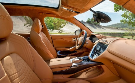 2021 Aston Martin DBX Interior Wallpapers 450x275 (39)