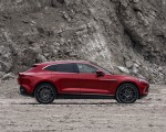 2021 Aston Martin DBX Side Wallpapers 150x120 (21)