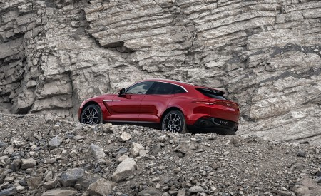 2021 Aston Martin DBX Side Wallpapers 450x275 (20)