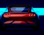 2021 Ford Mustang Mach-E Electric SUV Design Sketch Wallpapers 150x120 (41)