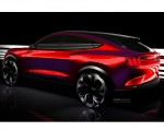 2021 Ford Mustang Mach-E Electric SUV Design Sketch Wallpapers 150x120 (39)
