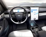 2021 Ford Mustang Mach-E Electric SUV Interior Cockpit Wallpapers 150x120 (30)