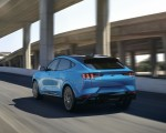 2021 Ford Mustang Mach-E Electric SUV Rear Three-Quarter Wallpapers 150x120 (7)