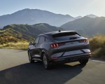 2021 Ford Mustang Mach-E Electric SUV Rear Three-Quarter Wallpapers 150x120 (8)