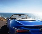 2021 Lexus LC 500 Convertible Detail Wallpapers 150x120 (29)