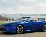 2021 Lexus LC 500 Convertible Front Three-Quarter Wallpapers 150x120 (27)