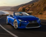2021 Lexus LC 500 Convertible Front Three-Quarter Wallpapers 150x120 (22)