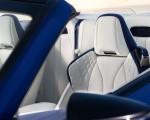 2021 Lexus LC 500 Convertible Interior Seats Wallpapers 150x120 (13)