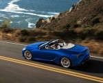 2021 Lexus LC 500 Convertible Rear Three-Quarter Wallpapers 150x120 (26)