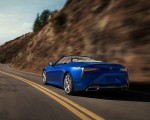 2021 Lexus LC 500 Convertible Rear Three-Quarter Wallpapers 150x120 (23)