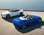 2021 Lexus LC 500 Convertible Top Wallpapers 150x120 (8)