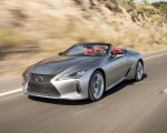 2021 Lexus LC Convertible Front Three-Quarter Wallpapers 150x120 (4)