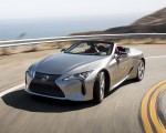 2021 Lexus LC Convertible Front Three-Quarter Wallpapers 150x120 (1)