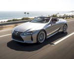 2021 Lexus LC Convertible Front Three-Quarter Wallpapers 150x120 (3)
