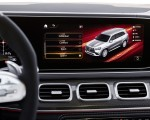 2021 Mercedes-AMG GLS 63 Central Console Wallpapers 150x120 (13)
