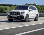 2021 Mercedes-AMG GLS 63 Wallpapers HD
