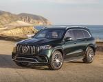 2021 Mercedes-AMG GLS 63 (US-Spec) Front Three-Quarter Wallpapers 150x120 (25)