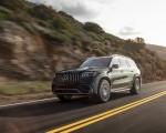 2021 Mercedes-AMG GLS 63 (US-Spec) Front Three-Quarter Wallpapers 150x120 (5)