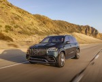 2021 Mercedes-AMG GLS 63 (US-Spec) Front Three-Quarter Wallpapers 150x120 (22)