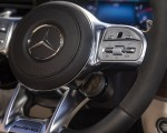 2021 Mercedes-AMG GLS 63 (US-Spec) Interior Steering Wheel Wallpapers 150x120 (48)