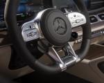 2021 Mercedes-AMG GLS 63 (US-Spec) Interior Steering Wheel Wallpapers 150x120 (47)