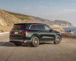 2021 Mercedes-AMG GLS 63 (US-Spec) Rear Three-Quarter Wallpapers 150x120 (31)