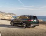 2021 Mercedes-AMG GLS 63 (US-Spec) Rear Three-Quarter Wallpapers 150x120 (29)