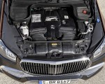 2021 Mercedes-Maybach GLS 600 (Color: Rubellite Red or Obsidian Black) Engine Wallpapers 150x120 (27)