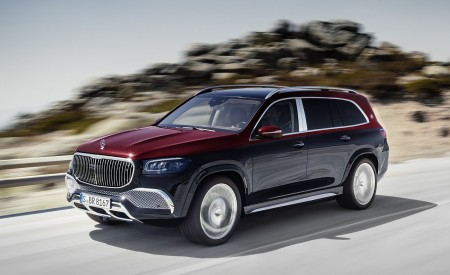 2021 Mercedes-Maybach GLS 600 Wallpapers HD