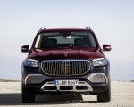 2021 Mercedes-Maybach GLS 600 (Color: Rubellite Red or Obsidian Black) Front Wallpapers 150x120 (13)