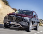 2021 Mercedes-Maybach GLS 600 (Color: Rubellite Red or Obsidian Black) Front Wallpapers 150x120 (2)