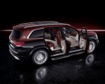 2021 Mercedes-Maybach GLS 600 (Color: Rubellite Red or Obsidian Black) Interior Wallpapers 150x120 (38)