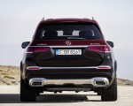 2021 Mercedes-Maybach GLS 600 (Color: Rubellite Red or Obsidian Black) Rear Wallpapers 150x120 (16)