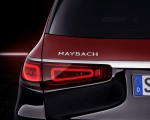 2021 Mercedes-Maybach GLS 600 (Color: Rubellite Red or Obsidian Black) Tail Light Wallpapers 150x120 (43)